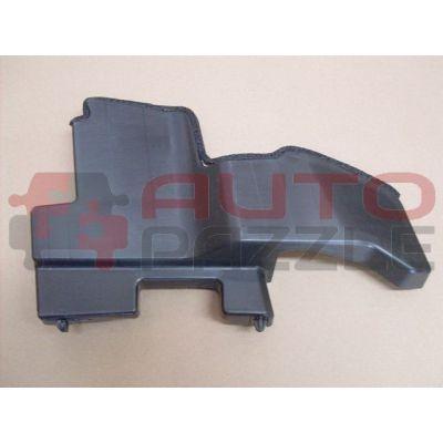 Накладка радиатора передняя правая (пластик)