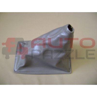 Чехол рычага КПП пикап 4/2 (серая кожа) - 11-5108011-5001