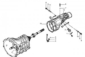 КПП JC520TM15