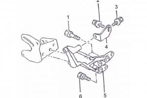 Рулевое управление, масляный насос