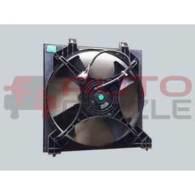 Электровентилятор охлаждения двигателя