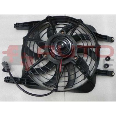 Электровентилятор радиатора кондиционера