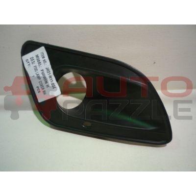 Решетка бампера передняя правая (под ПТФ)