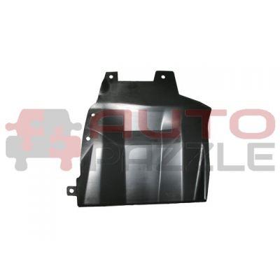 Защита двигателя передняя левая пластиковая