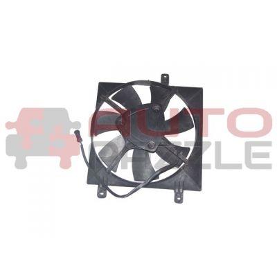 Вентилятор радиатора охлаждения вторичный