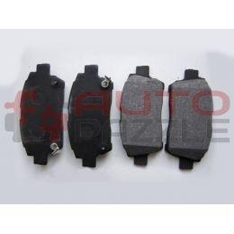 Колодки тормозные передние (к-т 4 шт.)