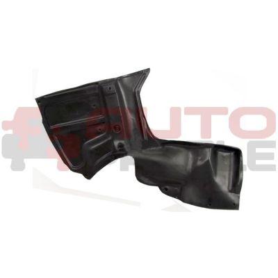 Защита двигателя левая пластиковая SC7, Vision