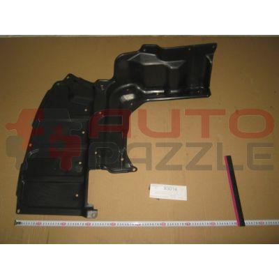 Защита двигателя правая пластиковая SC7, Vision