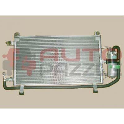 Радиатор кондиционера дизель