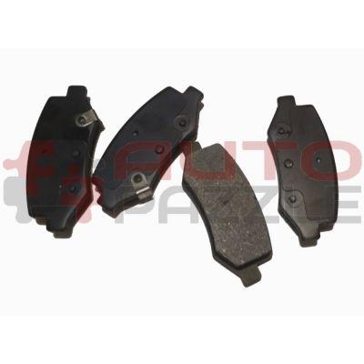 Колодки тормозные задние комплект Lifan Cebrium, Lifan X60, Chery M11