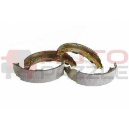 Колодка тормозный задние (комплект) Tianma Century