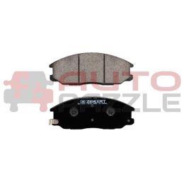 Колодки тормозные передние к-т (analog)