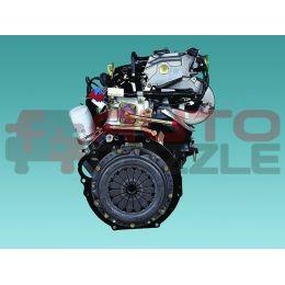 Двигатель в сборе бензин 491q 4wd евро 2