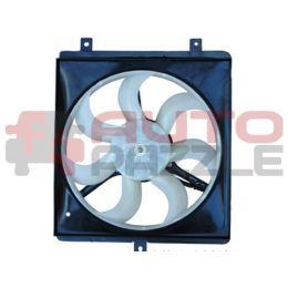 Вентилятор радиатора охлаждения в сборе правый (дервейс)