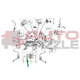 Блок управления кузовной электроникой